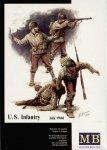Master Box 3521 US Infantry (1:35)