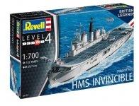 Revell 05172 HMS Invincible (Falkland War) 1/700
