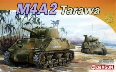 Dragon 7305 M4A2 Tarawa (1:72)