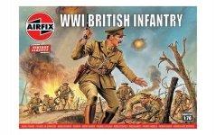 Airfix 00727V WWI British Infantry 1:76