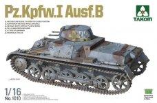 Takom 1010 Pz.Kpfw.I Ausf.B 1/16