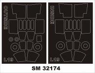 Montex SM32174 CESSNA L-19 RODEN 1/32