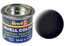 Revell 08 Black, Mat RAL 9011 (32108)