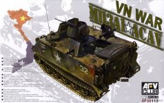 AFV Club 35113 M113A1 ACAV 1/35