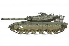 Hobby Boss 82916 IDF Merkava Mk.IIID 1/72