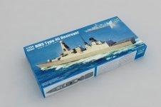 Trumpeter 04550 HMS Type 45 Destroyer (1:350)