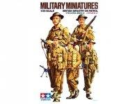Tamiya 35223 British Infantry On Patrol (1:35)