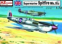 AZ Model AZ7390 Supermarine Spitfire Mk.IXc ,,MTO'' (1:72)