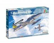 Italeri 1444 T-33A SHOOTING STAR 1/72