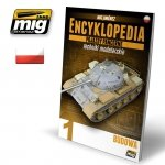 AMMO of Mig Jimenez 6200 Encyklopedia of Armour Model vol. 1 PL