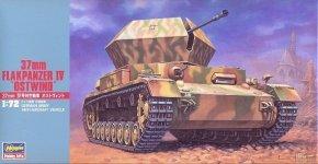 Hasegawa MT47 Flak Panzer IV Ostwind (1:72)