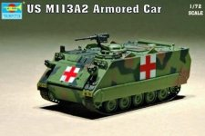 Trumpeter 07239 US M 113A2 Armored Car (1:72)