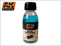 AK Interactive AK 159 Metal Burnishing Fluid 100ml