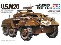 Tamiya 35234 U.S. M20 Armored Utility Car (1:35)