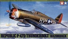 Tamiya 61086 P-47D Razorback (1:48)