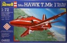 Revell 04622 BAe Hawk Mk. 1 Red Arrows (1:72)