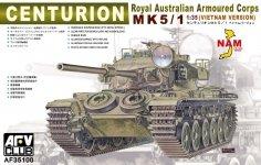 AFV Club 35100 Centurion Mk. 5/1 (1:35)