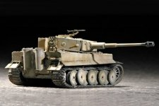 Trumpeter 07243 Tiger Ausf. E Mid (1:72)