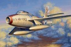 Hobby Boss 81726 F-84F Thunderstreak (1:48)