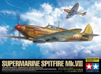 Tamiya 60320 Supermarine Spitfire Mk.VIII (1:32)