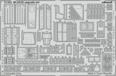Eduard 72633 Mi-24/35 upgrade set EDUARD 1/72