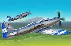 Dora Wings 72005 Bell P-63E-1-BE Kingcobra 1/72