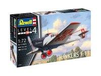 Revell 03870 Junkers F.13 1/72