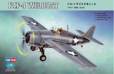 Hobby Boss 80328 F4F-4 Wildcat (1:48)