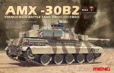 Meng Model TS-013 French Main Battle Tank AMX-30B2 (1:35)