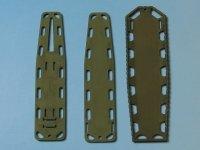 Eureka XXL E-032 E-032 Spine Boards (US Army) 1/35