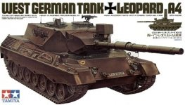 Tamiya 35112 West German Leopard A4 (1:35)