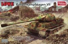 Amusing Hobby 35A005 Lowe Panzerkampfwagen VII 1/35