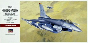 Hasegawa PT32 F-16CJ Night Falcon Misawa Japan (1:48)