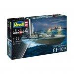 Revell 05147 Patrol Torpedo Boat PT109 Model Ship Kit (1:72)