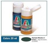 Italeri 4723 FLAT VERDE MIMETICO 2 20ml