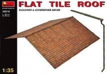 MiniArt 35518 Flat tile roof (1:35)