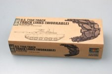 Trumpeter 02032 U.S. T156 track for K1/M1/M1A1 (1:35)
