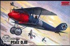Roden 613 Pfalz D.III (1:32)