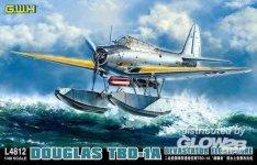 Great Wall Hobby L4812 TBD-1A Devastator Floatplane 1/48