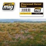 AMMO of Mig Jimenez 8352 PINEWOOD FOREST BASE (230x130mm)