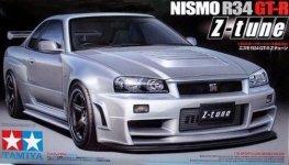 Tamiya 24282 Nismo R34 GT-R Z-Tune (1:24)
