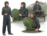 Trumpeter 00435 Soviet Tank Crew 1/35