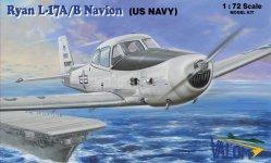 Valom 72105 Ryan L-17A/B Navion (US NAVY) 1/72