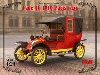 ICM 24030 Type AG 1910 Paris Taxi 1/24