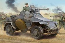 Hobby Boss 83813 German Le.Pz.Sp.Wg (Sd.Kfz.221) Leichter Panzerspahwagen-Earl (1:35)