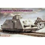 Dragon 6072 Schwerer Panzerspähwagen (Infanteriewagen) 1/35