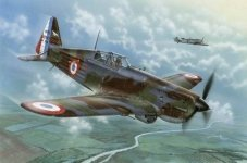 Azur A109 Morane-Saulnier MS-406 Battle of France (1:72)
