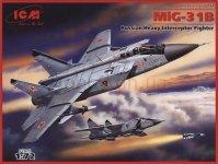 ICM 72151 MiG-31 Foxhound (1:72)