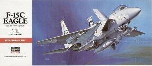 Hasegawa C6 F-15C Eagle (1:72)