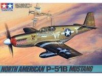 Tamiya 61042 North American P-51B Mustang (1:48)